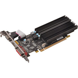 XFX HD-645X-CLH2 Radeon HD 6450 Graphic Card - 625 MHz Core - 2 GB DDR3 SDRAM - PCIE 2.1 - LP