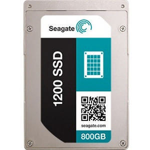 "Seagate ST200FN0021 200 GB Solid State Drive - SATA (SATA/600) - 2.5"" Drive - Internal"