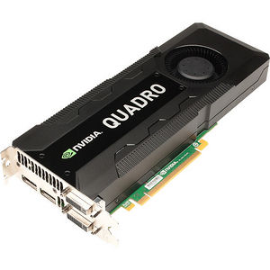 PNY VCQK5000MAC-PB Quadro K5000 Graphic Card - 4 GB DDR5 SDRAM