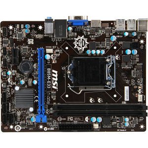 MSI B85M-E33 Desktop Motherboard - Intel Chipset - Socket H3 LGA-1150