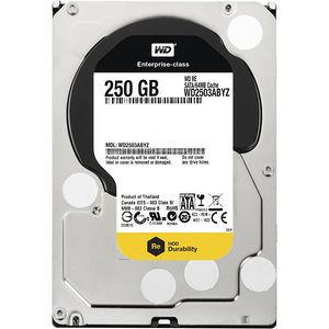 """WD WD2503ABYZ RE 250 GB 3.5"""" 7200 RPM 64 MB Internal Hard Drive - SATA"""