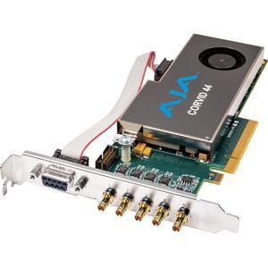 AJA CORVID 44-T Standard-Profile 8-lane PCIe, 4x SDI Independently Configurable