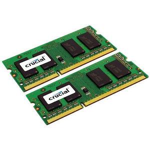Crucial CT2K4G3S1339M 8GB (2 x 4 GB) DDR3 SDRAM Memory Module