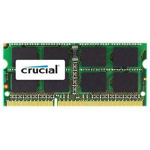 Crucial CT4G3S1339M 4GB (1 x 4 GB) DDR3 SDRAM Memory Module