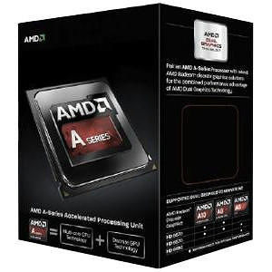 AMD AD6700OKA44HL A10-6700 Quad-core (4 Core) 3.70 GHz Processor - Socket FM2 OEM Pack