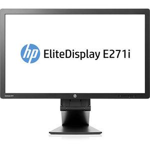 "HP D7Z72AA#ABA Business E271i 27"" LED LCD Monitor - 16:9 - 7 ms"