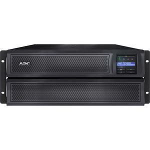 APC SMX2000LVNC Smart-UPS X 2000VA Rack/Tower LCD 100-127V with Network Card