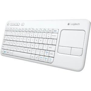 Logitech 920-005878 K400 Wireless Touch White Keyboard