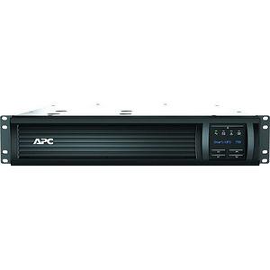 APC SMT750R2X122 Smart-UPS 750VA 500W LCD RM 2U 120V with L5-15P UPS