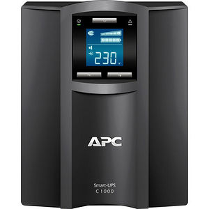 APC SMC1000I Smart-UPS C 1000VA 600W LCD 230V UPS