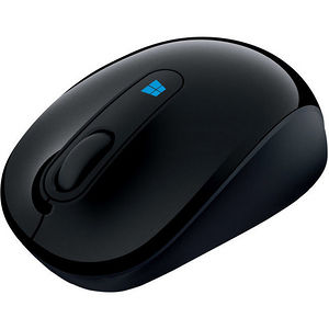 Microsoft 43U-00023 Sculpt Mobile Mouse