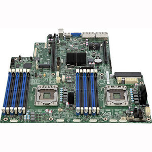 Intel S2400BB4 Server Motherboard - Chipset - Socket B2 LGA-1356