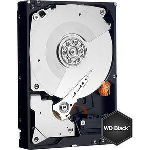 """WD WD1003FZEX Black 1 TB 3.5"""" 7200 RPM 64 MB Cache Internal Hard Drive - SATA"""