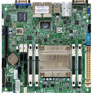 Supermicro MBD-A1SRI-2758F-B Desktop Motherboard - Intel Atom C2758 (8 Core) - Bulk