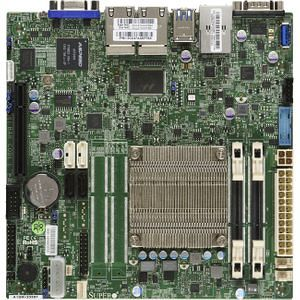 Supermicro MBD-A1SRI-2358F-O Server Motherboard - Intel Chipset - Intel Atom C2358 - Retail Pack