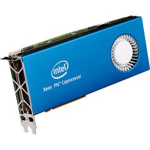 Intel SC7120X Xeon Phi 7120X 61 Core 1.24 GHz Coprocessor - PCI Express x16 OEM Pack