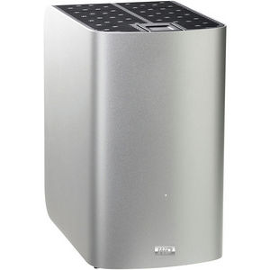 WD WDBUTV0080JSL-NESN My Book Thunderbolt Duo DAS Array - 2x HDD Support - 8TB Installed Capacity