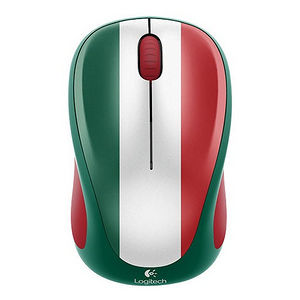 Logitech 910-004021 Wireless Mouse M317 - Mexico Color