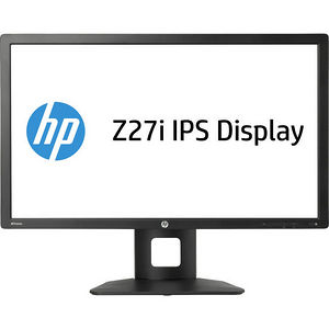 "HP D7P92A4#ABA Business Z27i 27"" LED LCD Monitor - 16:9 - 8 ms"
