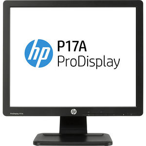 "HP F4M97A8#ABA Business P17A 17"" LED LCD Monitor - 5:4 - 5 ms"