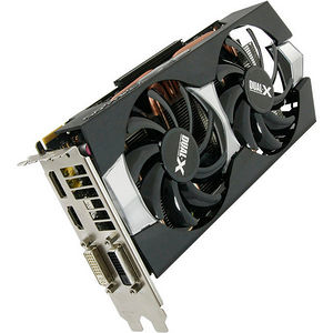 Sapphire 11217-04-20G Radeon R9 270X Graphic Card - 1.02 GHz Core - 4 GB GDDR5 - PCI-E 3.0 x16
