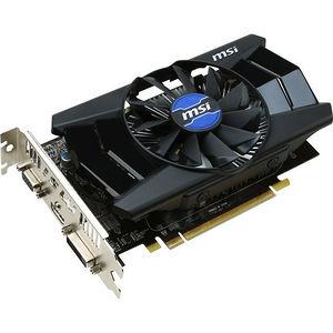 MSI R7 250 2GD3 OC Radeon R7 250 Graphic Card - 1.05 GHz Core - 2 GB DDR3 SDRAM - PCI-E 3.0 x16