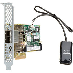 HP 698532-B21 Smart Array P431/4GB FBWC 6Gb 2-ports Ext SAS Controller
