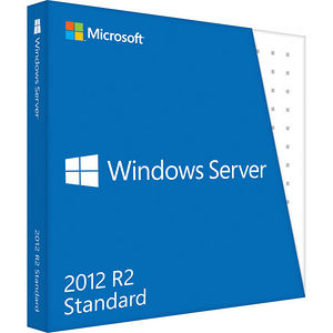 Microsoft P73-05966 Windows Server 2012 R.2 Standard 64-bit - Complete Product - 5 CAL - Standard
