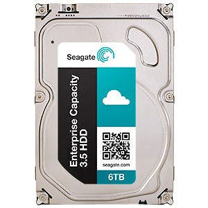 "Seagate ST4000NM0044 4 TB Hard Drive - SATA (SATA/600) - 3.5"" Drive - Internal"