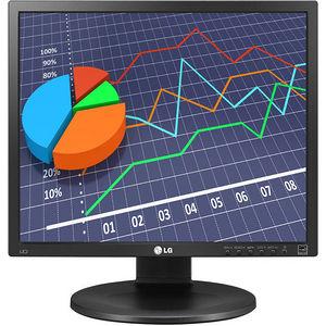 """LG 19MB35P-B 19"""" LED LCD Monitor - 5:4 - 5 ms"""