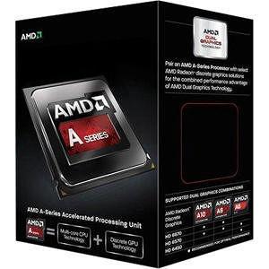 AMD AD785KXBJABOX A10-7850K Quad-core (4 Core) 3.70 GHz Processor - Socket FM2+