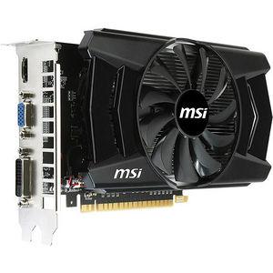 MSI N750TI-2GD5/OC GeForce GTX 750 Ti Graphic Card - 1.06 GHz Core - 2 GB GDDR5 - PCI-E 3.0 x16