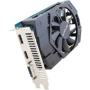 Sapphire 11215-05-20G Radeon R7 250 Graphic Card - 800 MHz Core - 1 GB GDDR5