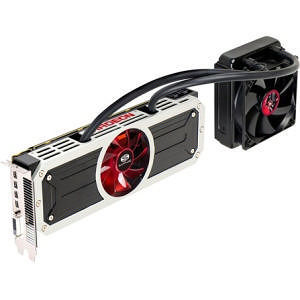 Sapphire 21234-00-40G Radeon R9 295X2 Graphic Card - 2 GPUs - 1.02 GHz Core - 8 GB GDDR5 - PCI-E