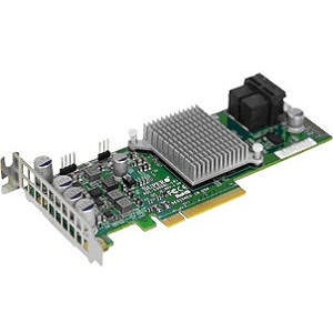 Supermicro AOC-S3008L-L8E 12Gb/s Eight-Port SAS Internal RAID Adapter