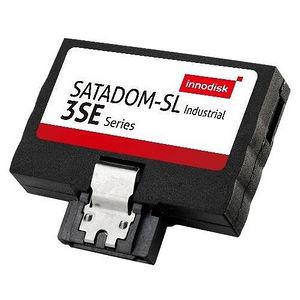 InnoDisk DESSL-08GD07SCADB 3SE SATADOM-SL 3SE 8 GB Internal Solid State Drive