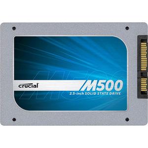 "Crucial CT960M500SSD1 M500 960 GB Solid State Drive - SATA (SATA/600) - 2.5"" Drive - Internal"