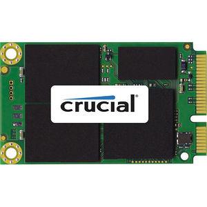 Crucial CT480M500SSD3 M500 480 GB Internal Solid State Drive - mini-SATA, SATA/600 - Plug-in Module
