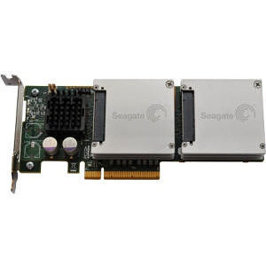 Seagate ST1200KN0012 Nytro WarpDrive 1.20 TB Internal Solid State Drive - PCI-E - Plug-in Card