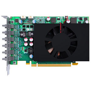 Matrox C680-E2GBF -Series C680 Graphic Card - 2 GB GDDR5 - PCI Expres 3.0 x16 - Single Slot