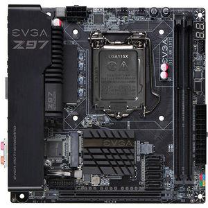 EVGA 111-HR-E972-KR Desktop Motherboard - Intel Z97 Express Chipset - Socket H3 LGA-1150