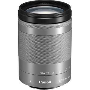 Canon 1375C002 EF-M 18-150mm f/3.5-6.3 IS STM Lens Graphite