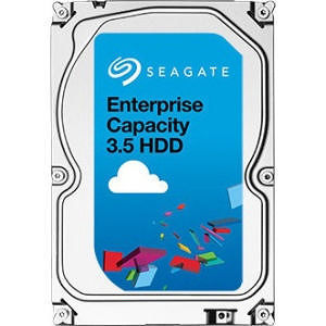 "Seagate ST4000NM0124 4 TB Hard Drive - SATA (SATA/600) - 3.5"" Drive - Internal"