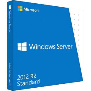 Microsoft P73-06058 Windows Server 2012 R.2 Standard 64-bit - Complete Product - 5 CAL - Standard