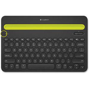 Logitech 920-006342 K480 Bluetooth Multi-Device Keyboard