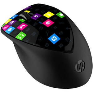 HP H6E52AA#ABA Touch to Pair Mouse