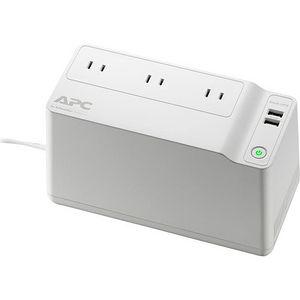 APC BGE90M Back-UPS Connect 90, 120V, Network Backup, USB Charging Ports