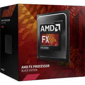 AMD FD8370FRHKBOX FX-8370 8 Core 4 GHz Processor - Socket AM3+