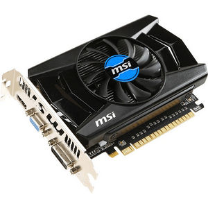 MSI N740-1GD5 GeForce GT 740 Graphic Card - 1.01 GHz Core - 1 GB GDDR5