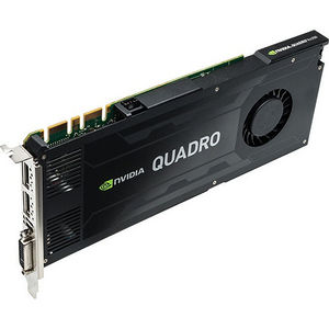 PNY VCQK4200-PB Quadro K4200 Graphic Card - 4 GB GDDR5 - Full-height - Single Slot Space Required